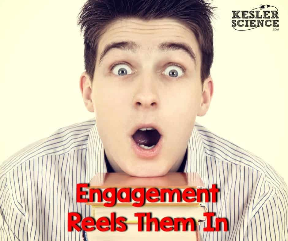 Engagement Reels Them In
