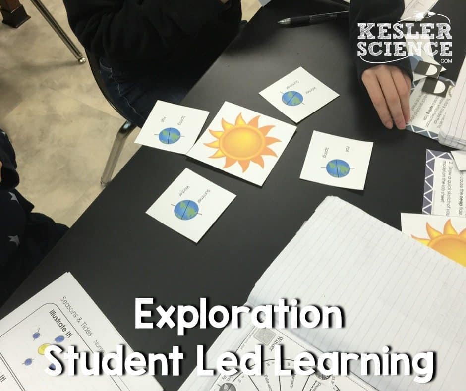 Exploration Student Led Learning