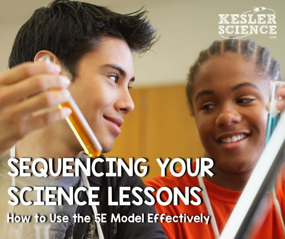 Sequencing Your Lessons using the 5E model