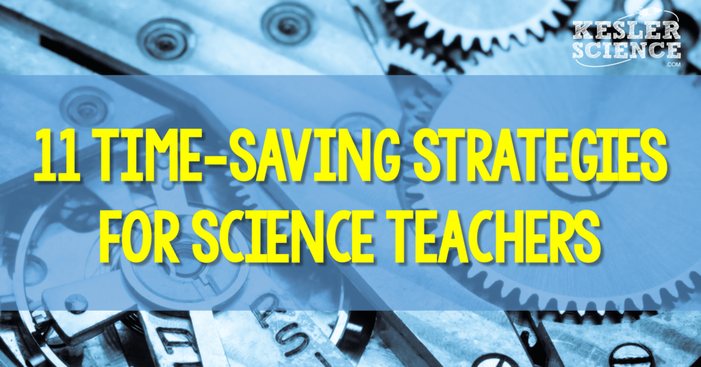 A must read for every science teacher. This list will help you become more efficient in your science class.