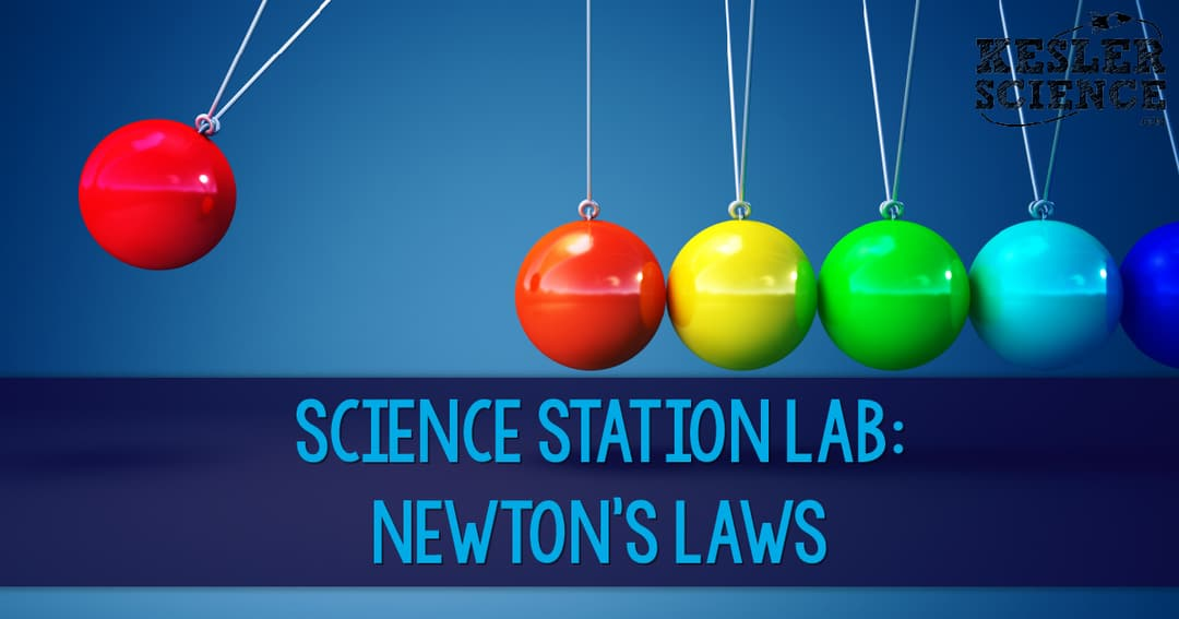 station lab newton s laws of These stations will keep your students moving designed to fit in one class period, your students will build on what they have been taught in the classroom concerning newton's laws of motion this is a great way to reinforce material in your science classroom.